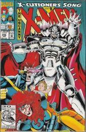 Uncanny X-Men (The) (1963) -296- X-cutioner's song part 9 : crescendo