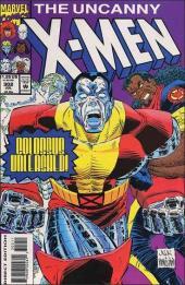 Uncanny X-Men (The) (1963) -302- Province