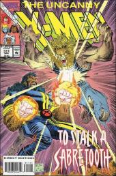 Uncanny X-Men (The) (1963) -311- Putting the cat out