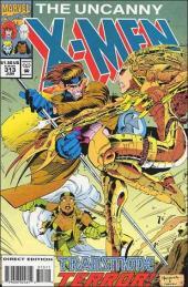 Uncanny X-Men (The) (1963) -313- Hands across the water