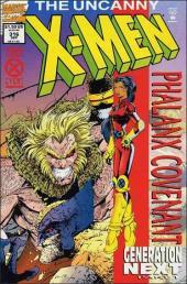 Uncanny X-Men (The) (1963) -316- Phalanx covenant : generation next part 1