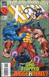 Uncanny X-Men (The) (1963) -322- Dark walk