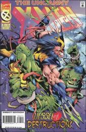 Uncanny X-Men (The) (1963) -324- Deadly messengers