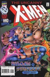 Uncanny X-Men (The) (1963) -328- Precipice