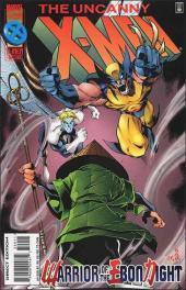 Uncanny X-Men (The) (1963) -329- Warriors of the ebon night