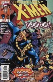 Uncanny X-Men (The) (1963) -352- In sin air