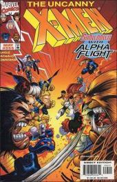 Uncanny X-Men (The) (1963) -355- North & south