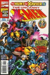 Uncanny X-Men (The) (1963) -362- The hunt for xavier ! part 1 : meltdown
