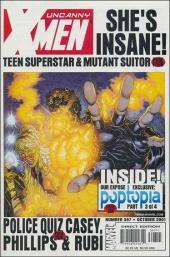 Uncanny X-Men (The) (1963) -397- Poptopia part 3: a complete unknown