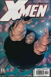 Uncanny X-Men (The) (1963) -402- Utility of myth