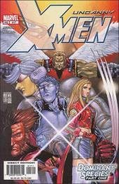 Uncanny X-Men (The) (1963) -417- Dominant species part 1
