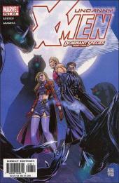 Uncanny X-Men (The) (1963) -418- Dominant species part 2