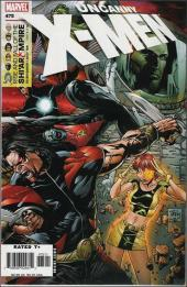Uncanny X-Men (The) (1963) -475- Rise and fall of the shi'ar empire part 1 : plan b