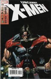 Uncanny X-Men (The) (1963) -476- Rise and fall of the shi'ar empire part 2 : the things they left behind