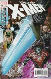 Uncanny X-Men (The) (1963) -479- Rise and fall of the shi'ar empire part 5 : double-edged