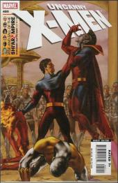 Uncanny X-Men (The) (1963) -480- Rise and fall of the shi'ar empire part 6 : vulcan's progress (redux)
