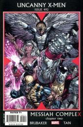 Uncanny X-Men (The) (1963) -492- Messiah complex part 2