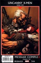 Uncanny X-Men (The) (1963) -493- Messiah complex part 6