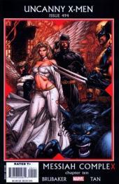 Uncanny X-Men (The) (1963) -494- Messiah complex part 10
