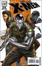 Uncanny X-Men (The) (1963) -496- X-men : divided part 2