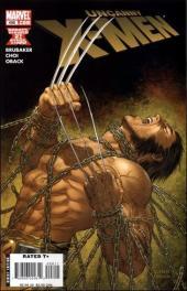 Uncanny X-Men (The) (1963) -498- X-men : divided part 4