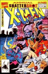 Uncanny X-Men (The) (1963) -AN16- The masters of inevitability / Angel of death / the roots of the past