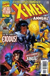 Uncanny X-Men (The) (1963) -AN1999- Utopia perdida