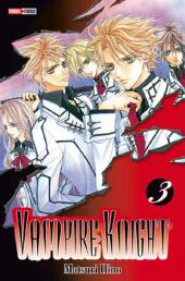 Vampire Knight -3- Tome 3