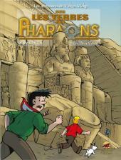 Vick et Vicky (Les aventures de) -12- Sur les terres des pharaons - 2 - les deux terres