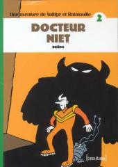 Voltige et Ratatouille -2- Docteur Niet
