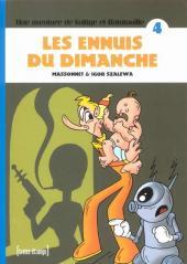 Voltige et Ratatouille -4- Les ennuis du dimanche