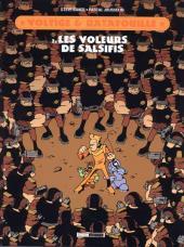 Voltige et Ratatouille -82- Les voleurs de salsifis