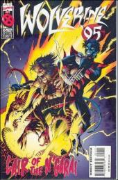Wolverine (1988) -AN1995- Annual 1995: Lair of the N'Garai