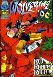 Wolverine (1988) -AN1996- Annual 1996: The last Ronin