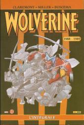Wolverine (l'intégrale)