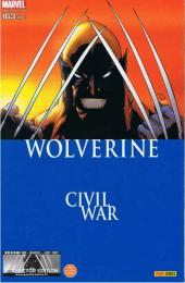 Wolverine (Marvel France 1re série) -163- Civil War