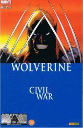 Wolverine (Marvel France 1re série) -163- Civil War