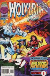 Wolverine (1988) -104- The emperor of the realm of grief