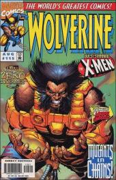 Wolverine (1988) -115- In the face of it