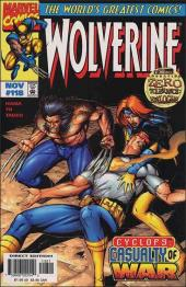 Wolverine (1988) -118- Into light