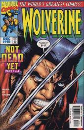 Wolverine (1988) -119- Not dead yet part 1
