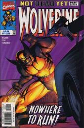 Wolverine (1988) -120- Not dead yet part 2