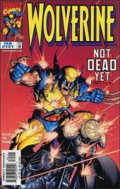 Wolverine (1988) -121- Not dead yet part 3