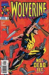 Wolverine (1988) -122- Not dead yet part 4