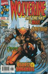 Wolverine (1988) -128- Green for death