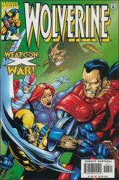 Wolverine (1988) -143- Rebirth