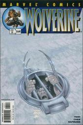 Wolverine (1988) -164- The hunted part 3