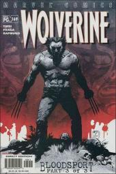 Wolverine (1988) -169- Blood sport part 3
