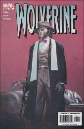 Wolverine (1988) -183-  and got yourself a gun / restraining order