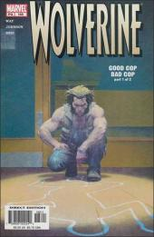 Wolverine (1988) -188- Good cop / bad cop part 1